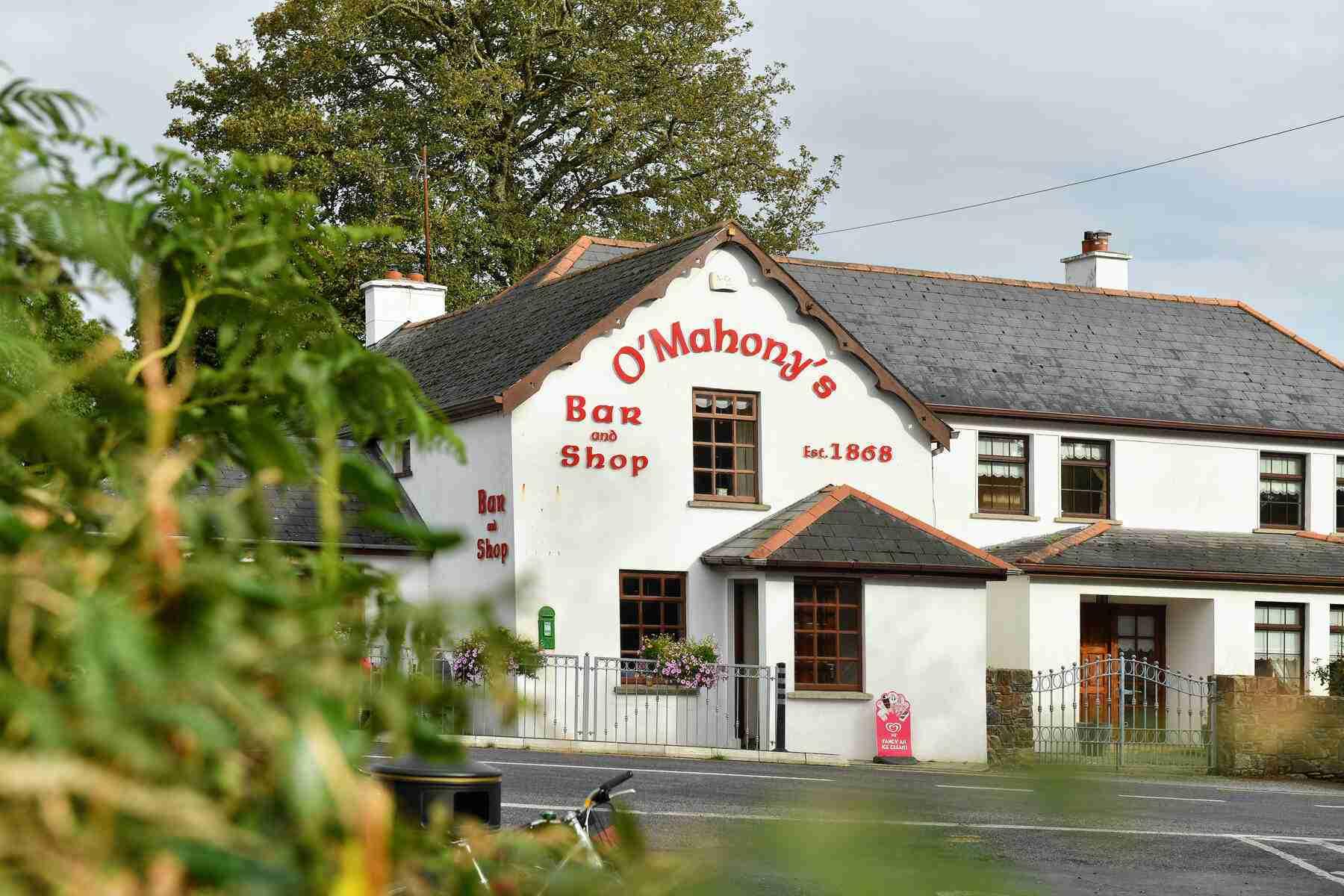 O'Mahony's Pub, Waterford Greenway
