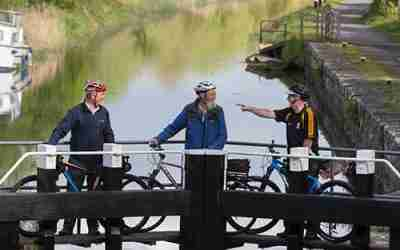 Royal Canal Greenway Launch