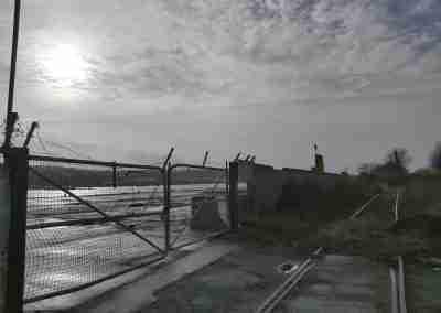 Kilkenny Southeast greenway boatyard