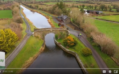 Watch the Launch of the Royal Canal Greenway Here