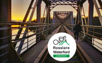 New Facebook page promoting the greenway linking Rosslare and Waterford