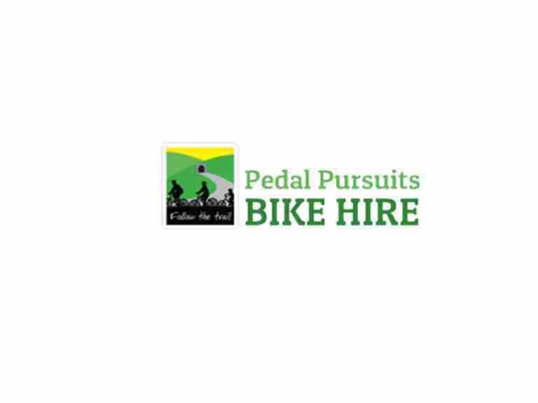 pedal pursuits bike hire