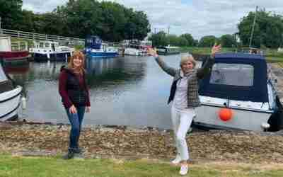 Royal Canal Greenway to feature on Nationwide