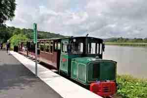 waterford greenway train