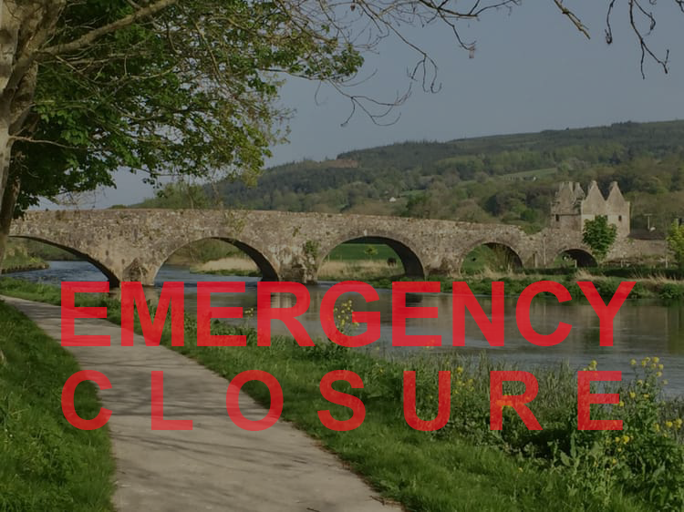Make note of this Suir Blueway closure before travelling